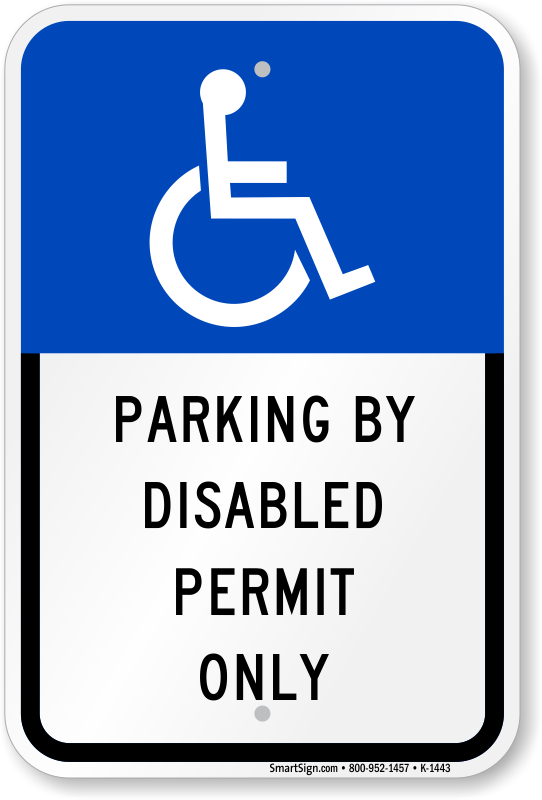 ada-handicapped-parking-permit-sign-k-1443